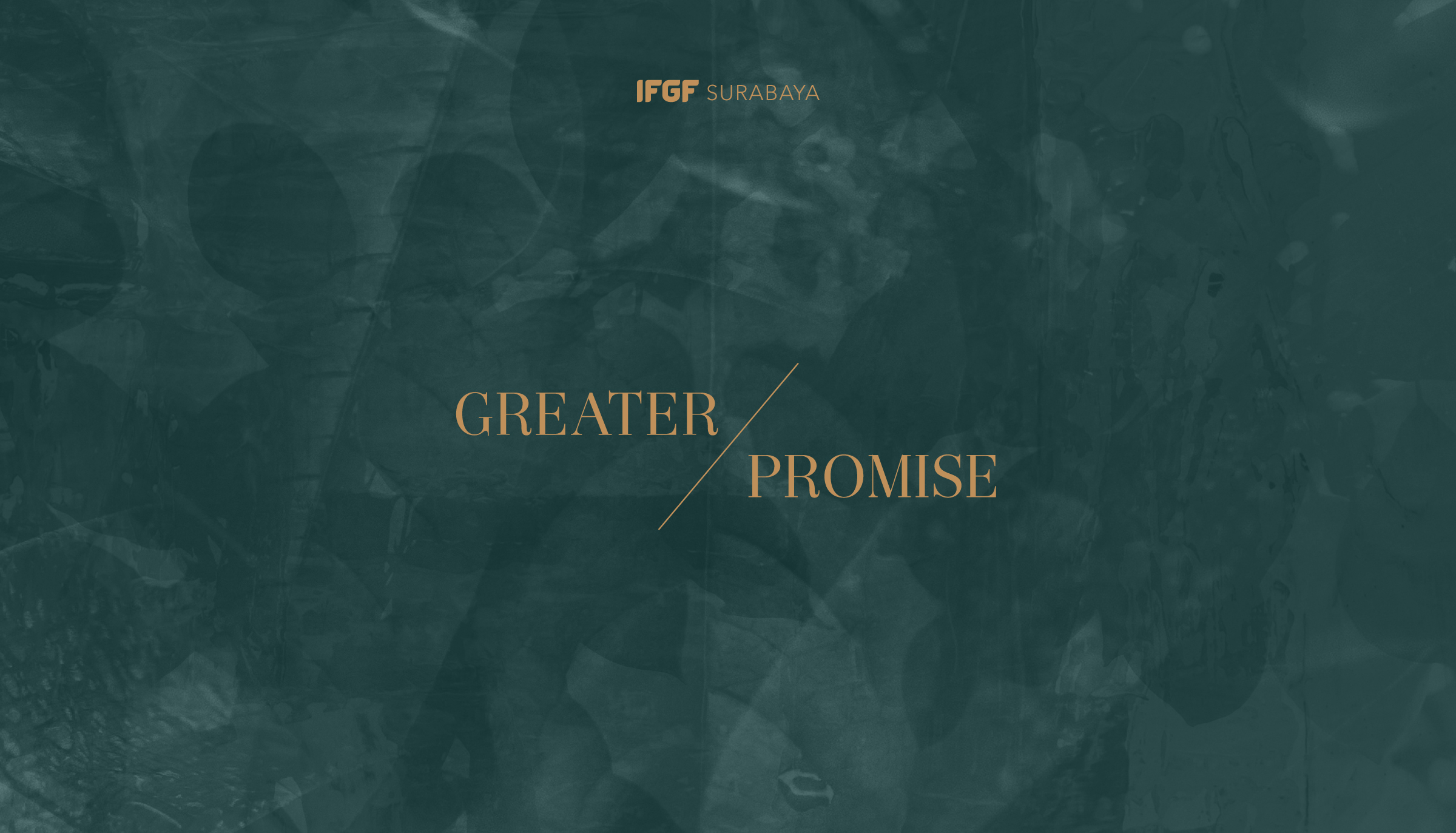 Greater Promise